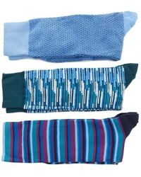 Ted Baker - Gelt Three Pack Of Socks Set - Lyst