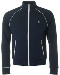 Original Penguin - The Earl Track Top - Lyst