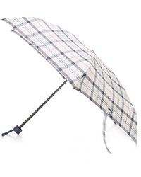 Barbour - Lilburn Tartan Umbrella - Lyst
