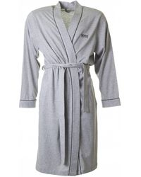 BOSS by Hugo Boss - Authentic Kimono Robe - Lyst