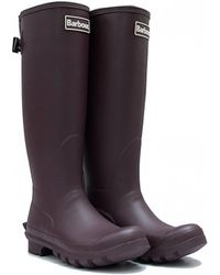 Barbour - Jarrow Welly Boots - Lyst