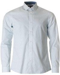 Michael Kors - Slim Samson Print Shirt - Lyst