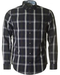 Original Penguin - Large Multi Checked Shirt - Lyst