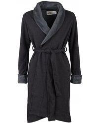 UGG - Duffield Ii Fleece Lined Dressing Gown - Lyst