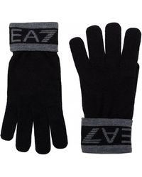 EA7 - Train Visibility Gloves - Lyst