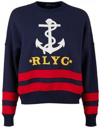 Polo Ralph Lauren - Sweatshirt Women - Lyst