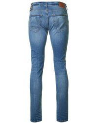 True Religion - Rocco Slim Straight Fit Jeans - Lyst