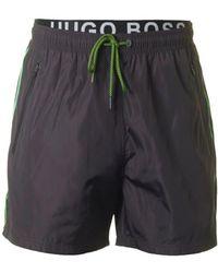 BOSS Black - Thornfish Swim Shorts - Lyst