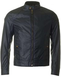 Belstaff - Kelland Two Pocket Wax Jacket - Lyst
