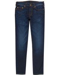 True Religion - Geno Regular Tapered Fit Jeans - Lyst