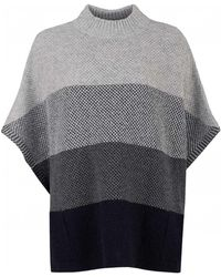 Barbour - Heather Womens Cape - Lyst