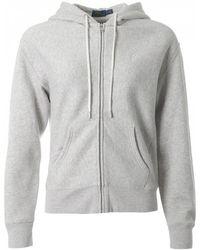 Polo Ralph Lauren - Soft Zip Through Hoodie - Lyst