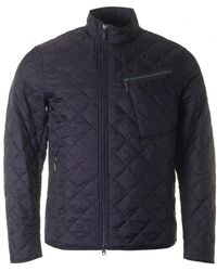 Barbour - Mass Quilted Jacket - Lyst