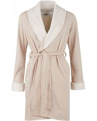 UGG - Blanche Ii Soft Fleece Dressing Gown - Lyst