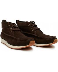 G.H.BASS - Scout Runner Suede Shoes - Lyst