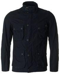 Barbour - Smokey International Jacket - Lyst