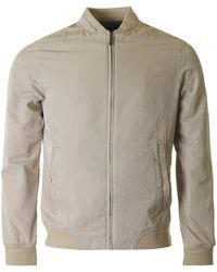 Ted Baker - Nufibre Bomber Jacket - Lyst