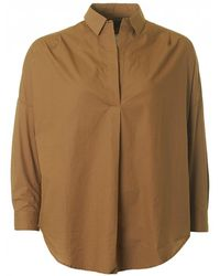 French Connection - Rhodes Pop Over Shirt - Lyst