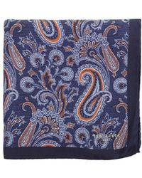 Ted Baker - Bouley Pocket Scarf - Lyst