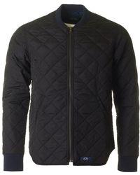 Bleu De Paname - Lightweight Quilted Jacket - Lyst