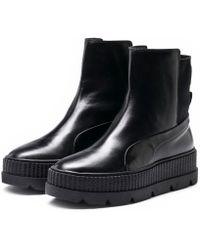PUMA - Fenty Men's Chelsea Sneaker Boot - Lyst
