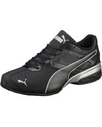 ac9938bf3fd Lyst - Puma Men s Tazon 6 Wide Running Sneakers From Finish Line in ...