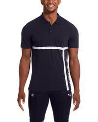 24dfa6f43e0 PUMA Bmw Polo Shirt in Gray for Men - Lyst