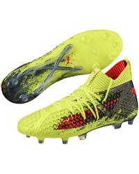 PUMA - Future 18.1 Netfit Fg/ag Men's Soccer Cleats - Lyst
