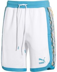 PUMA - X Coogi Bermuda Sweat Shorts - Lyst
