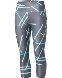 PUMA - Urban Sports Women's 3/4 Leggings - Lyst