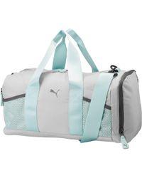 a2b9c107f53 PUMA Pacific Yoga Mat Bag (black/multi) Bags in Black - Lyst