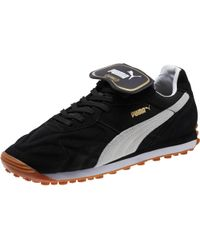 3229d87d5d76 Lyst - PUMA King Top Stripe Fg Men s Firm Ground Soccer Cleats in ...