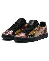 PUMA - X Naturel Clyde Moon Jungle Sneakers - Lyst ba84e618e