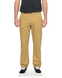 Quiksilver - Chinos - Lyst