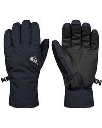Quiksilver - Ski/snowboard Gloves - Lyst