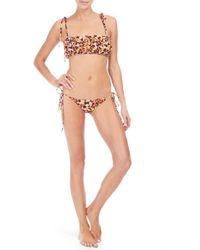 Rachel Pally - Ibiza Bottom Print - Floral - Lyst