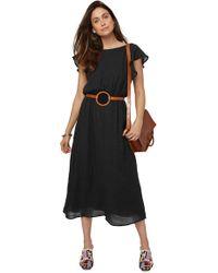 Rachel Pally - Gauze Reversible Cathleen Dress - Black - Lyst