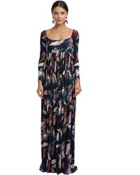 Rachel Pally - Isa Dress - Feather - Lyst