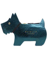Radley - Profile Dog Small Zip-top Purse - Lyst
