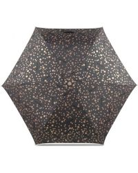 Radley - Special Dot And Spot Water-resistant Umbrella - Lyst