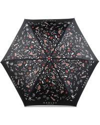 Radley | Sugar & Spice Mini Telescopic Umbrella | Lyst