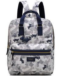 Radley - Data Dog Large Zip-top Backpack - Lyst