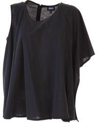 Giorgio Armani - T-shirt For Women On Sale - Lyst