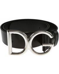Dolce & Gabbana - Belts For Men - Lyst