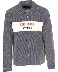 DSquared² - Camicia Uomo In Outlet - Lyst