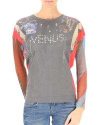 8e7511c57e380 Lyst - Vivienne Westwood T-shirt For Women On Sale in White