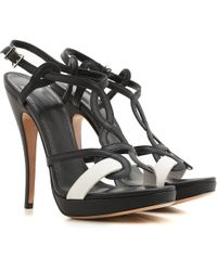 fbcf7eec286 Bally - Sandals For Women On Sale In Outlet - Lyst