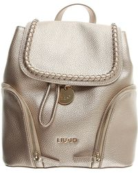 Liu Jo - Backpack For Women On Sale - Lyst
