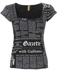 John Galliano - Womens Underwear - Lyst