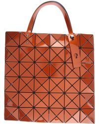 Lyst - Issey Miyake Handbags in Red 09afb73f3d7a4
